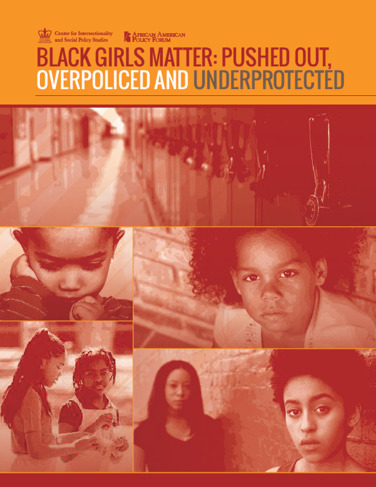 Black Girls Matter: Pushed Out, Overpoliced and Underprotected