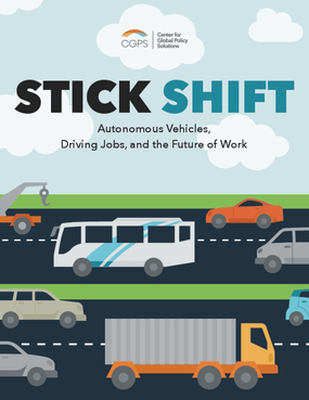 Stick Shift: Autonomous Vehicles, Driving Jobs, and the Future of Work