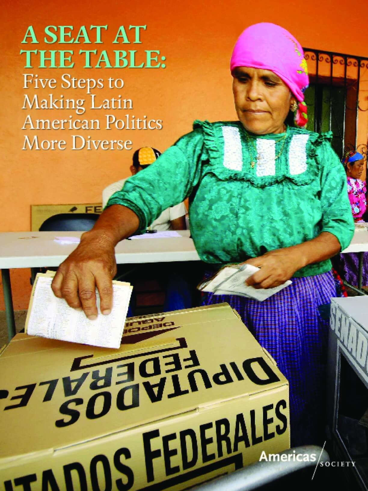 A Seat at the Table: Five Steps to Making Latin American Politics More Diverse