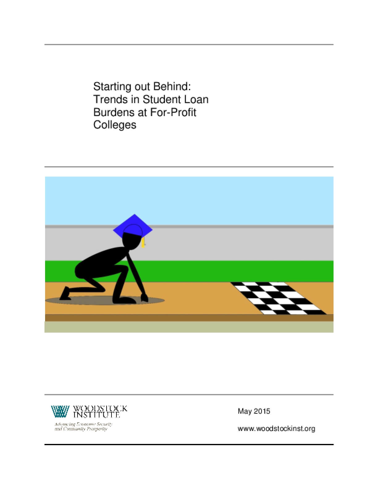 Starting out Behind: Trends in Student Loan Burdens at For-Profit Colleges