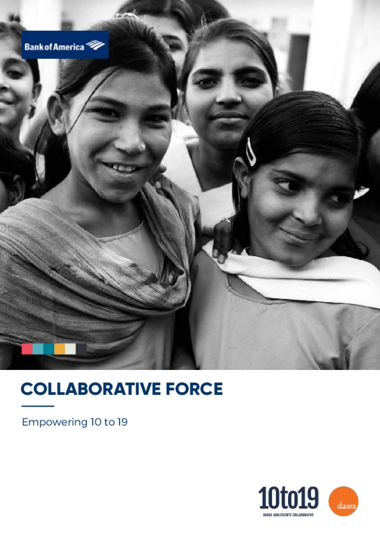 Collaborative Force: Empowering 10 to 19