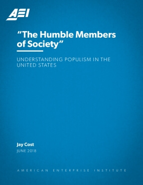 "The Humble Members of Society"": Understanding Populism in the United States"
