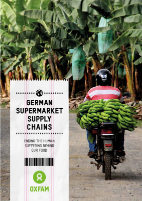 German Supermarket Supply Chains: Ending the human suffering behind our food