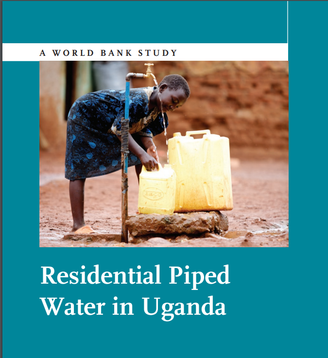 Residential Piped Water in Uganda