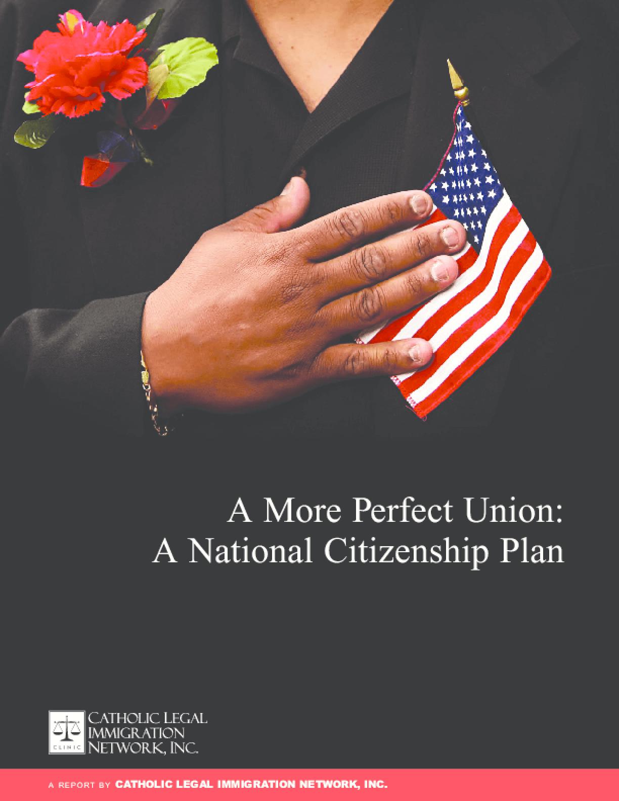 A More Perfect Union: A National Citizenship Plan