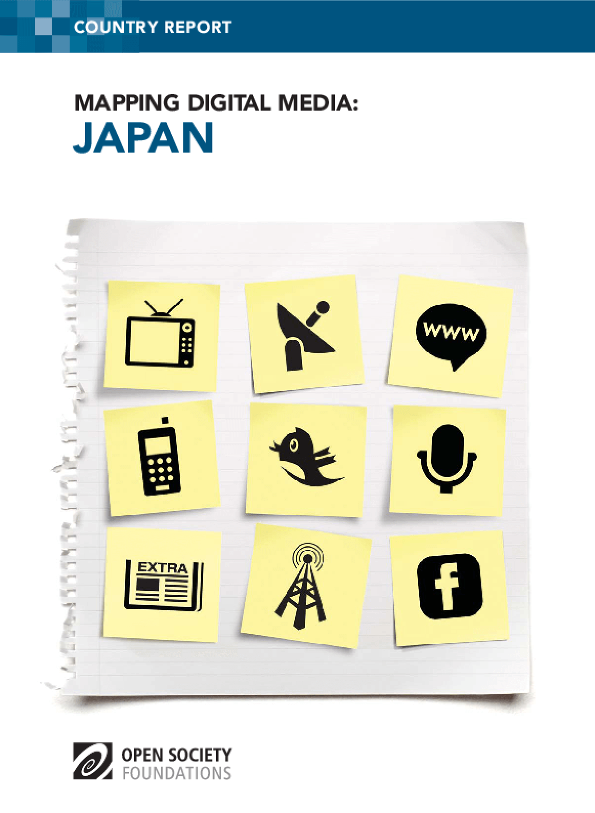 Mapping Digital Media: Japan