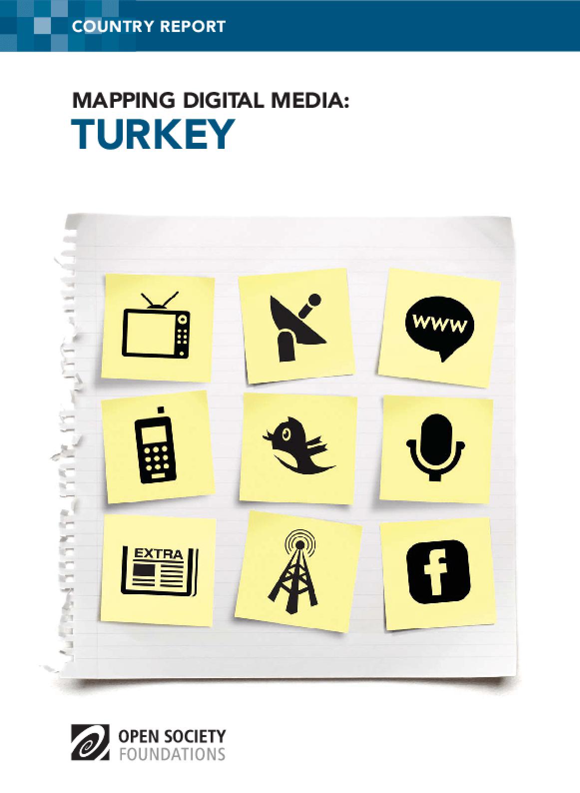 Mapping Digital Media: Turkey