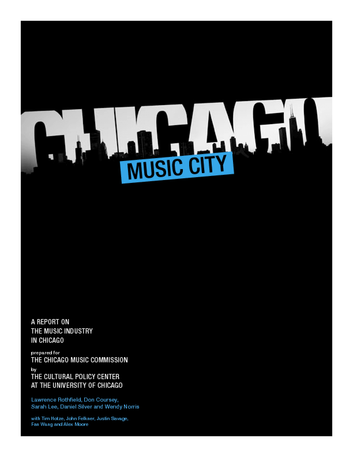 Chicago Music City