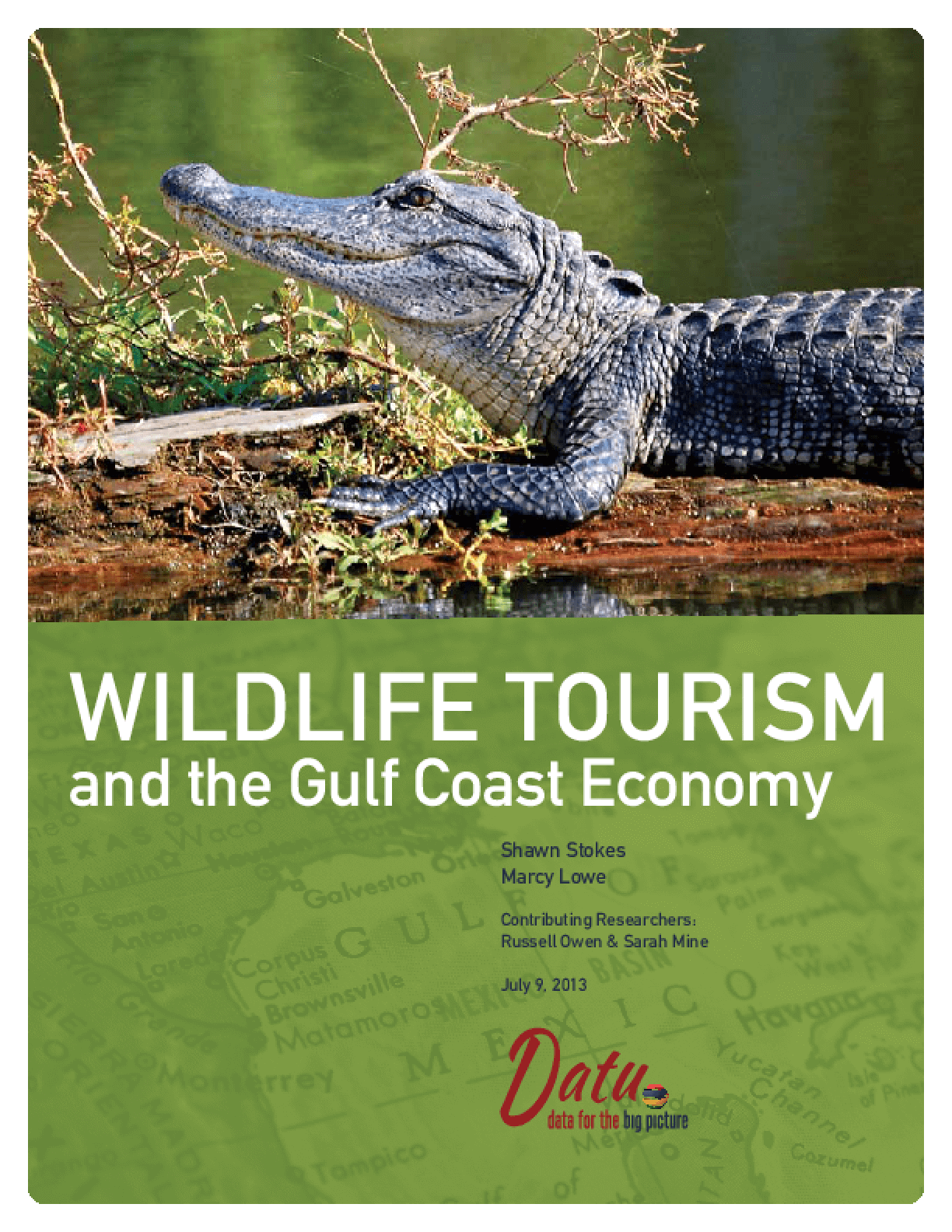 Wildlife Tourism and the Gulf Coast Economy