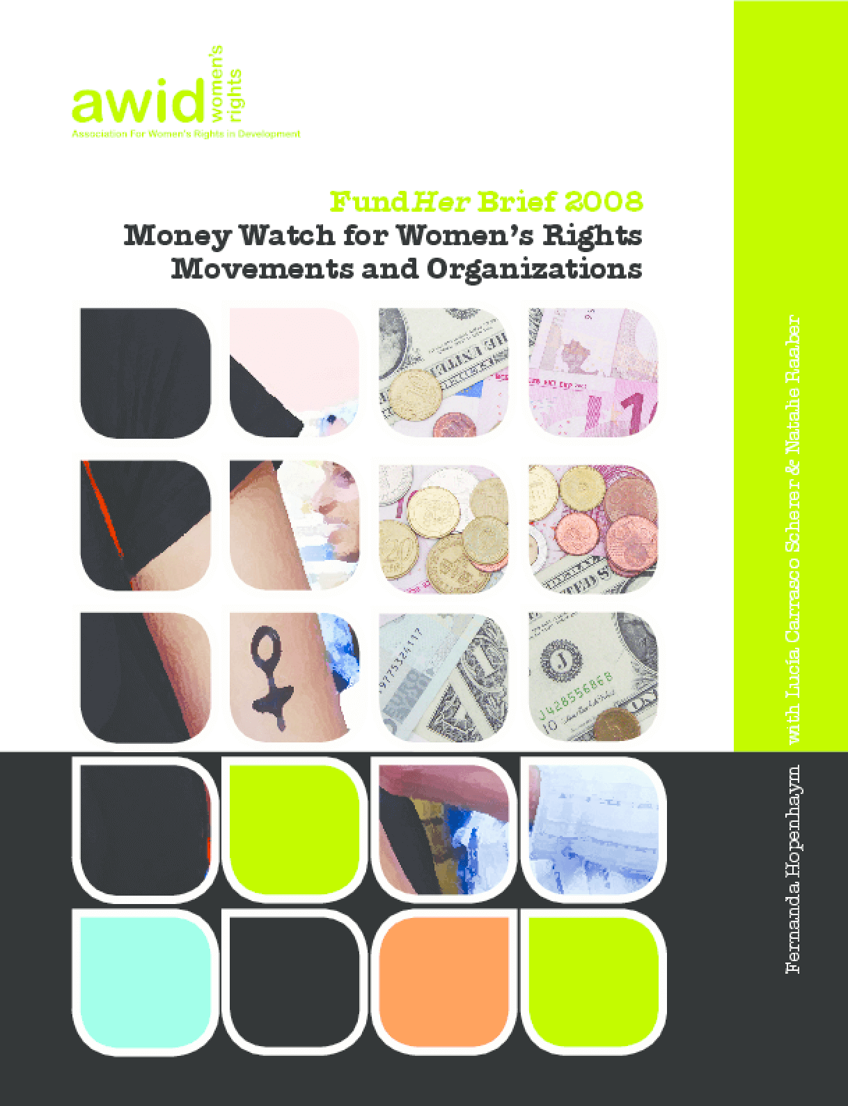 FundHer Brief 2008: Money Watch for Women's Rights Movements and Organizations