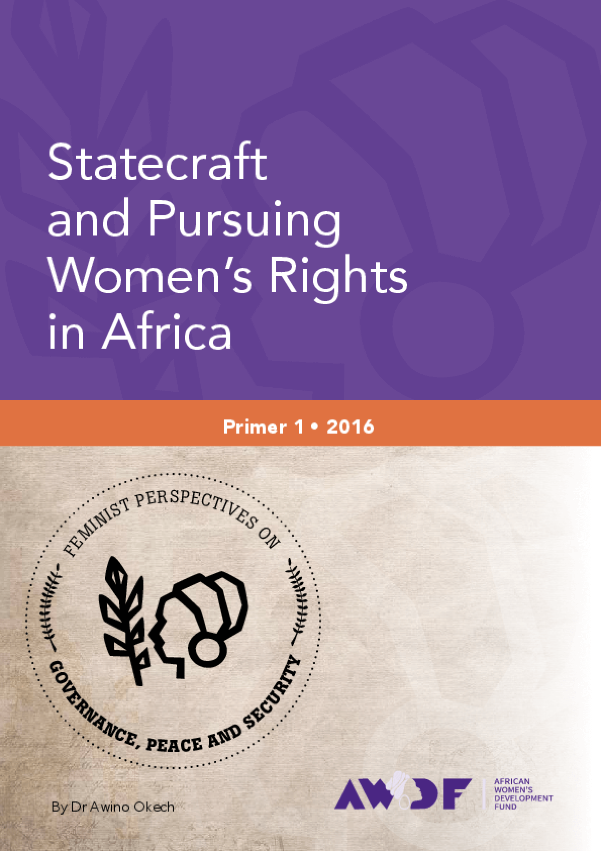 Statecraft and Pursuing Women's Rights in Africa