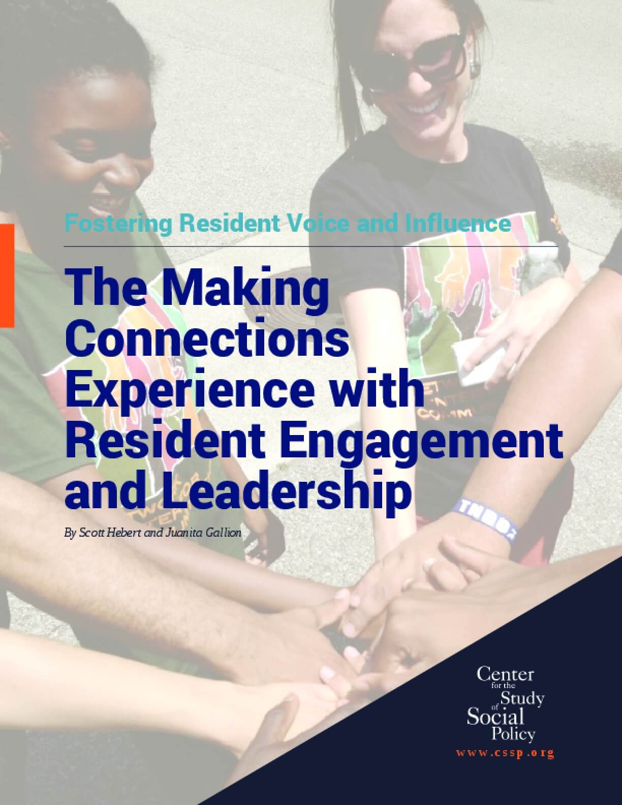 Fostering Resident Voice and Influence: The Making Connections Experience with Resident Engagement and Leadership