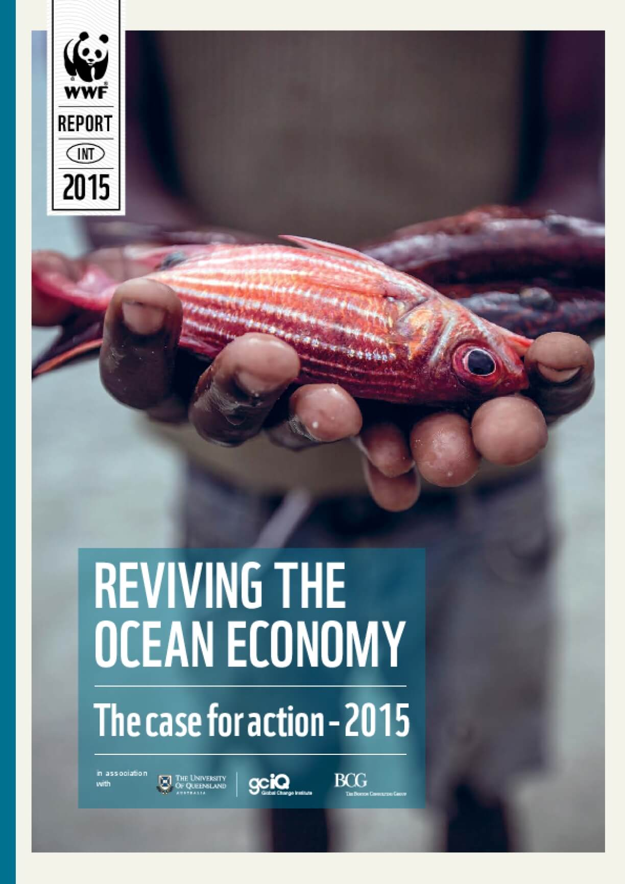 Reviving the Oceans Economy: The Case for Action, 2015