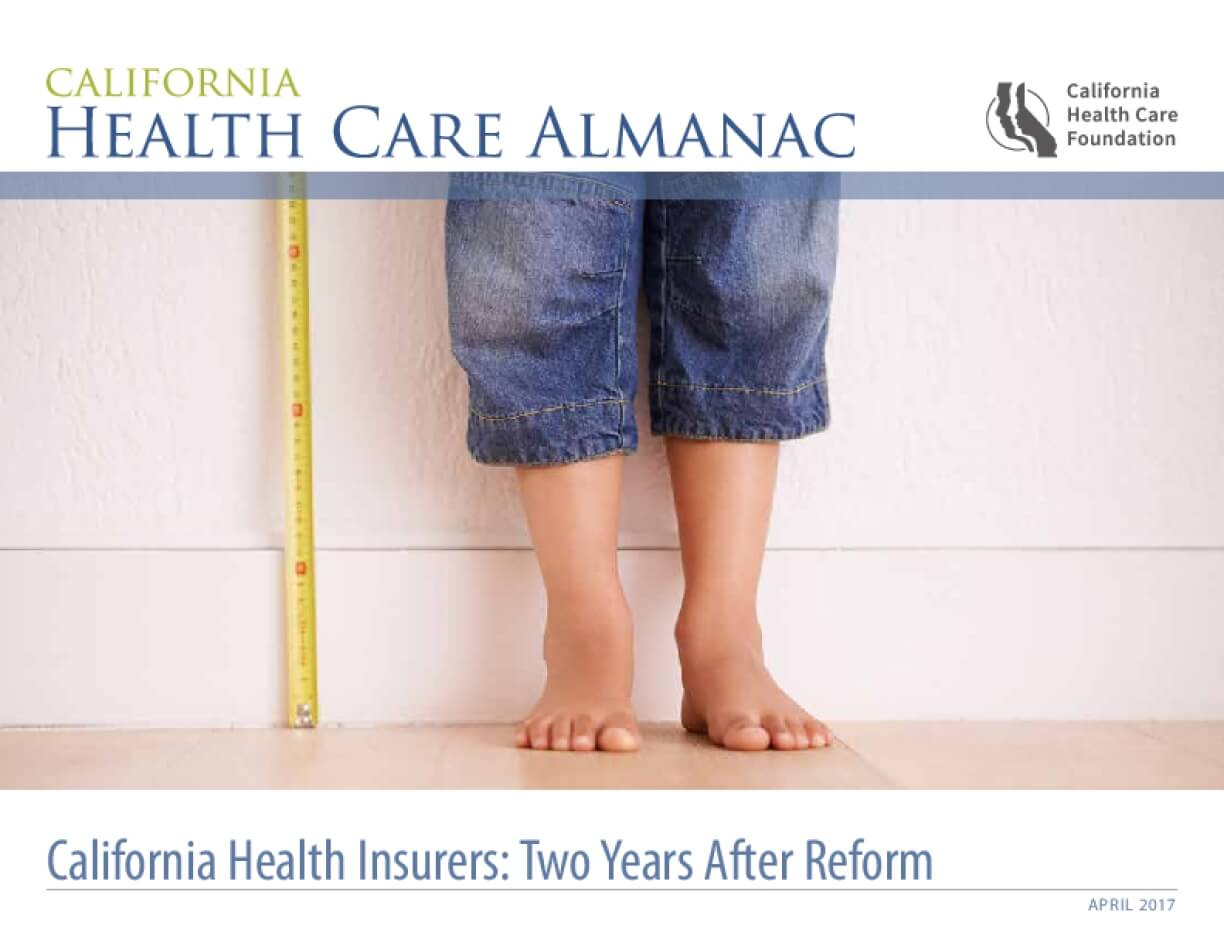 California Health Insurers: Two Years After Reform