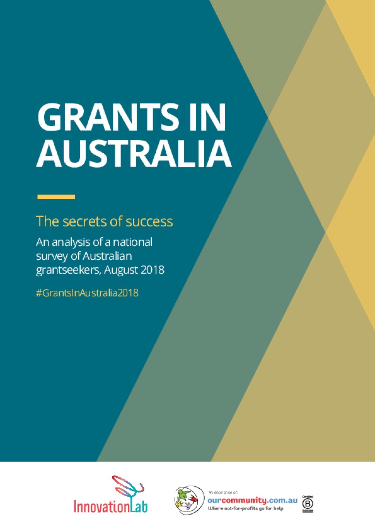 Grants in Australia: The secrets of success