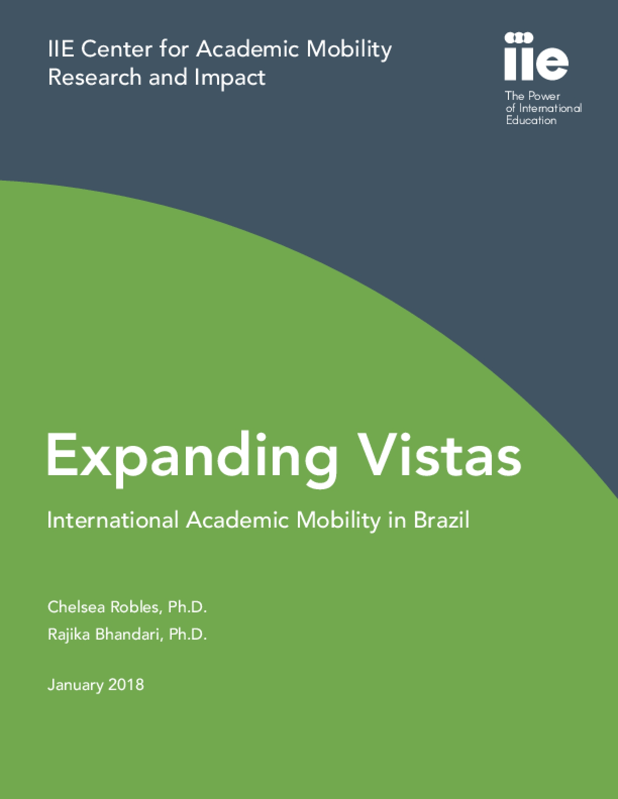 Expanding Vistas: International Academic Mobility in Brazil