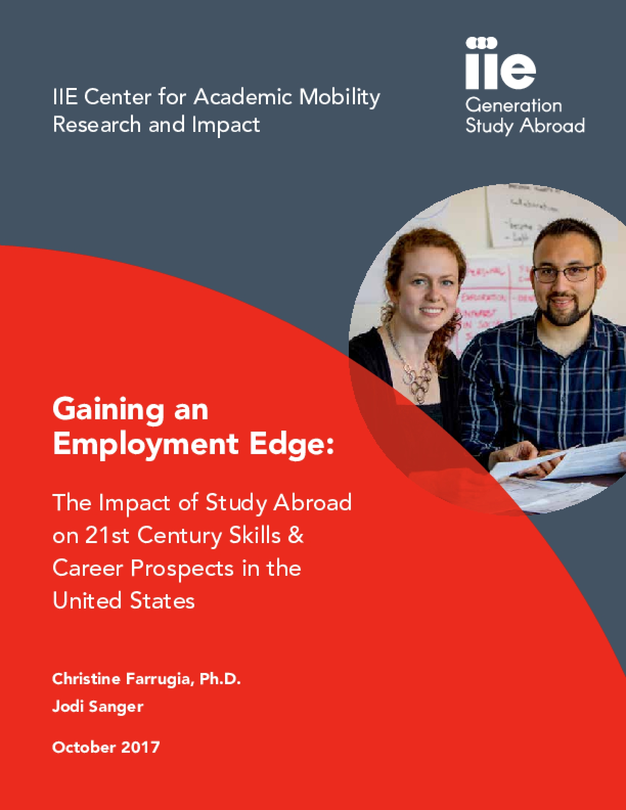 Gaining an Employment Edge: The Impact of Study Abroad