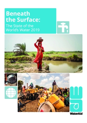 Beneath the Surface: The State of the World's Water 2019