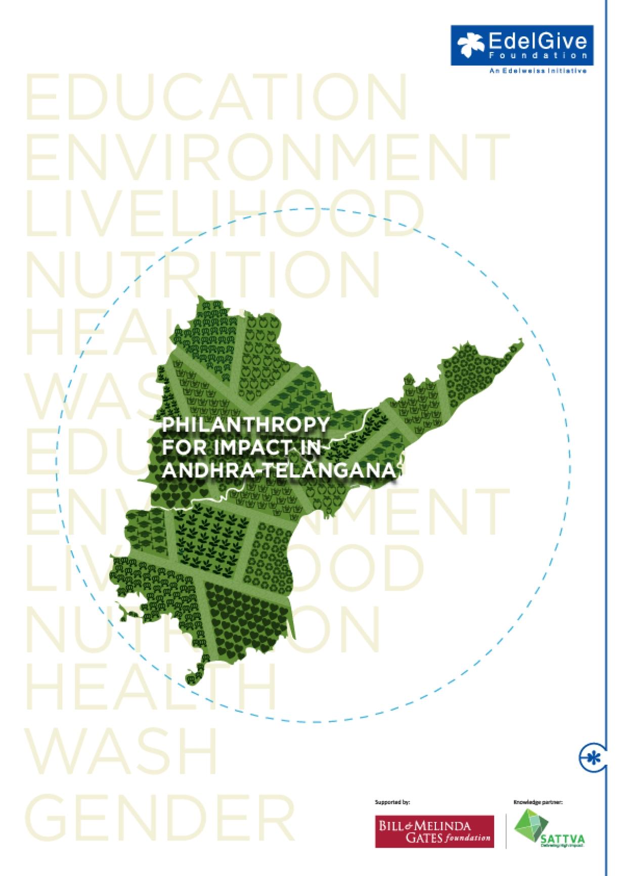 Philanthropy for Impact in Andhra-Telangana