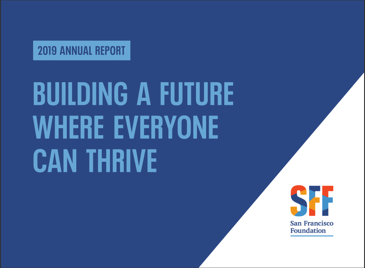 San Francisco Foundation 2019 Annual Report