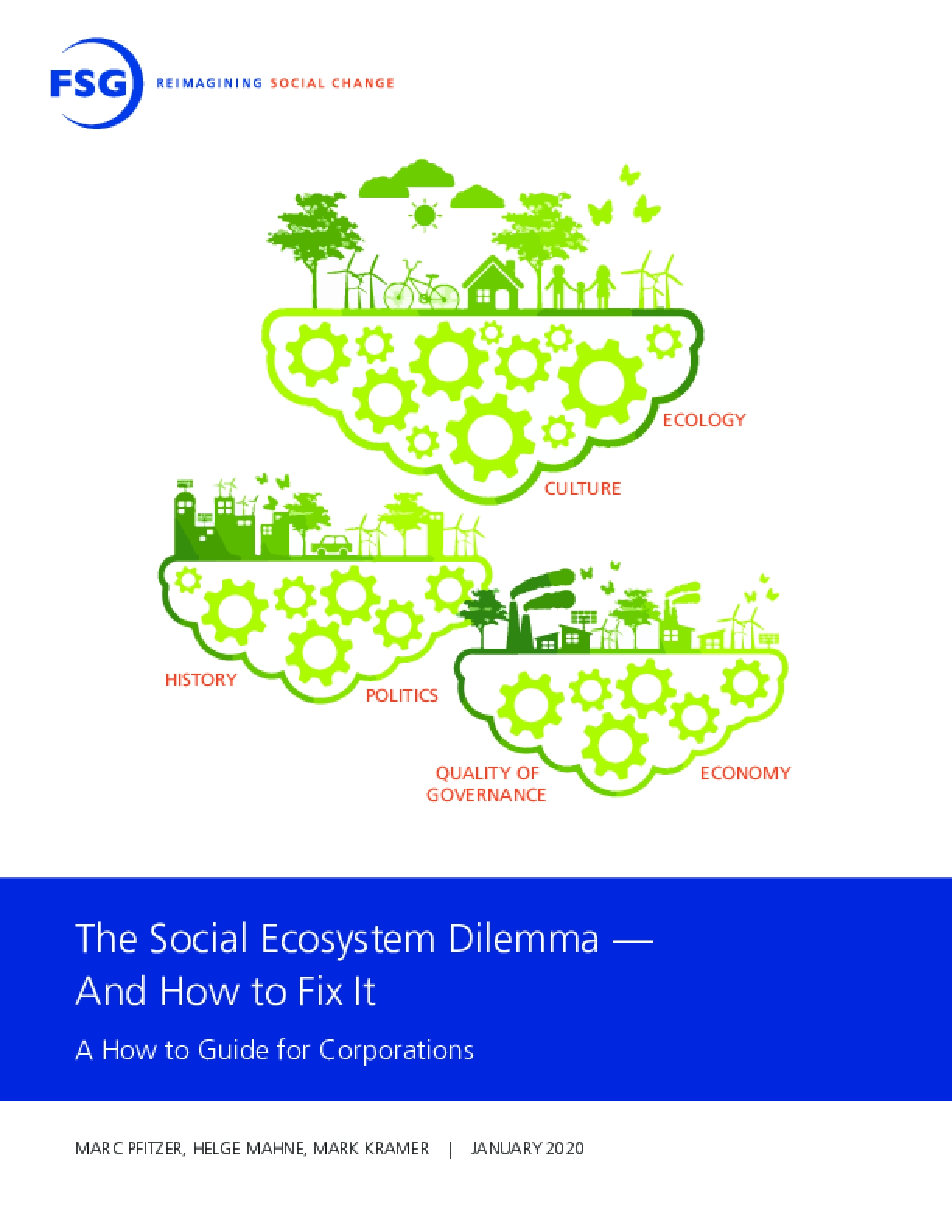 The Social Ecosystem Dilemma -- And How to Fix It