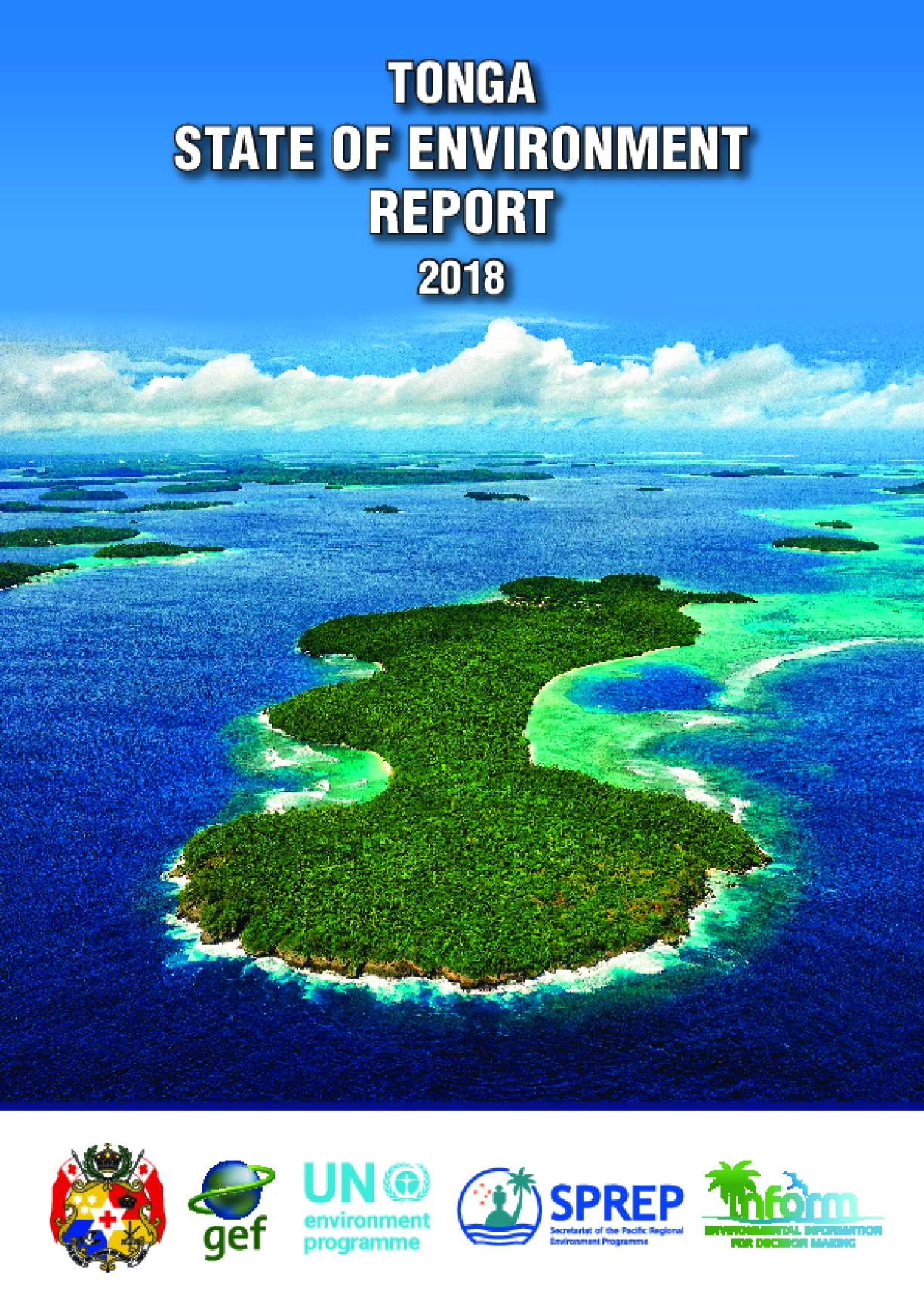 Tonga State Of The Environment Report