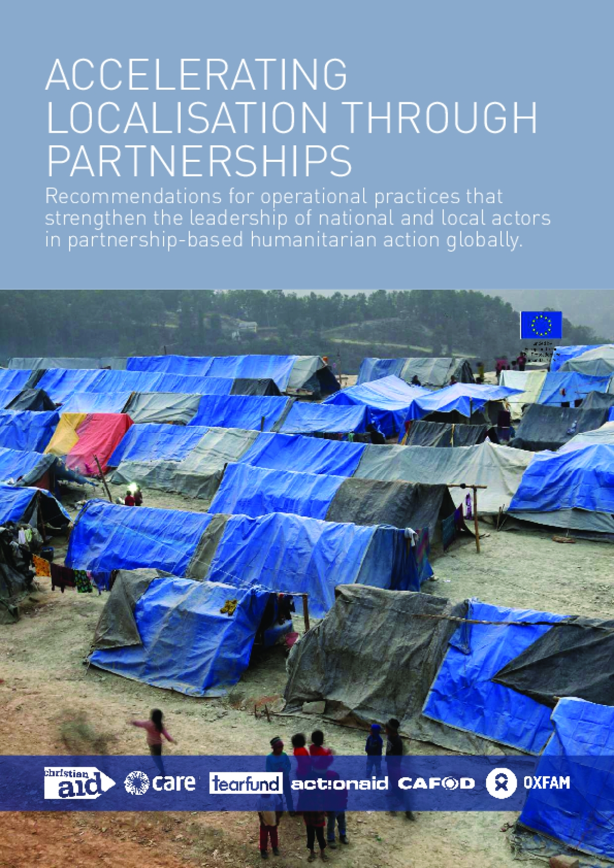 Accelerating Localisation Through Partnerships