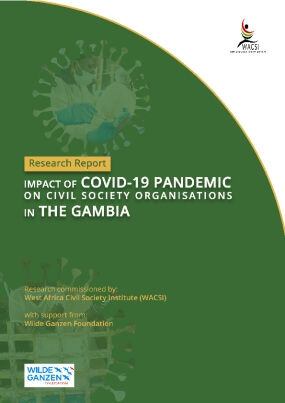 Impact of COVID-19 Pandemic on Civil Society Organisations in The Gambia