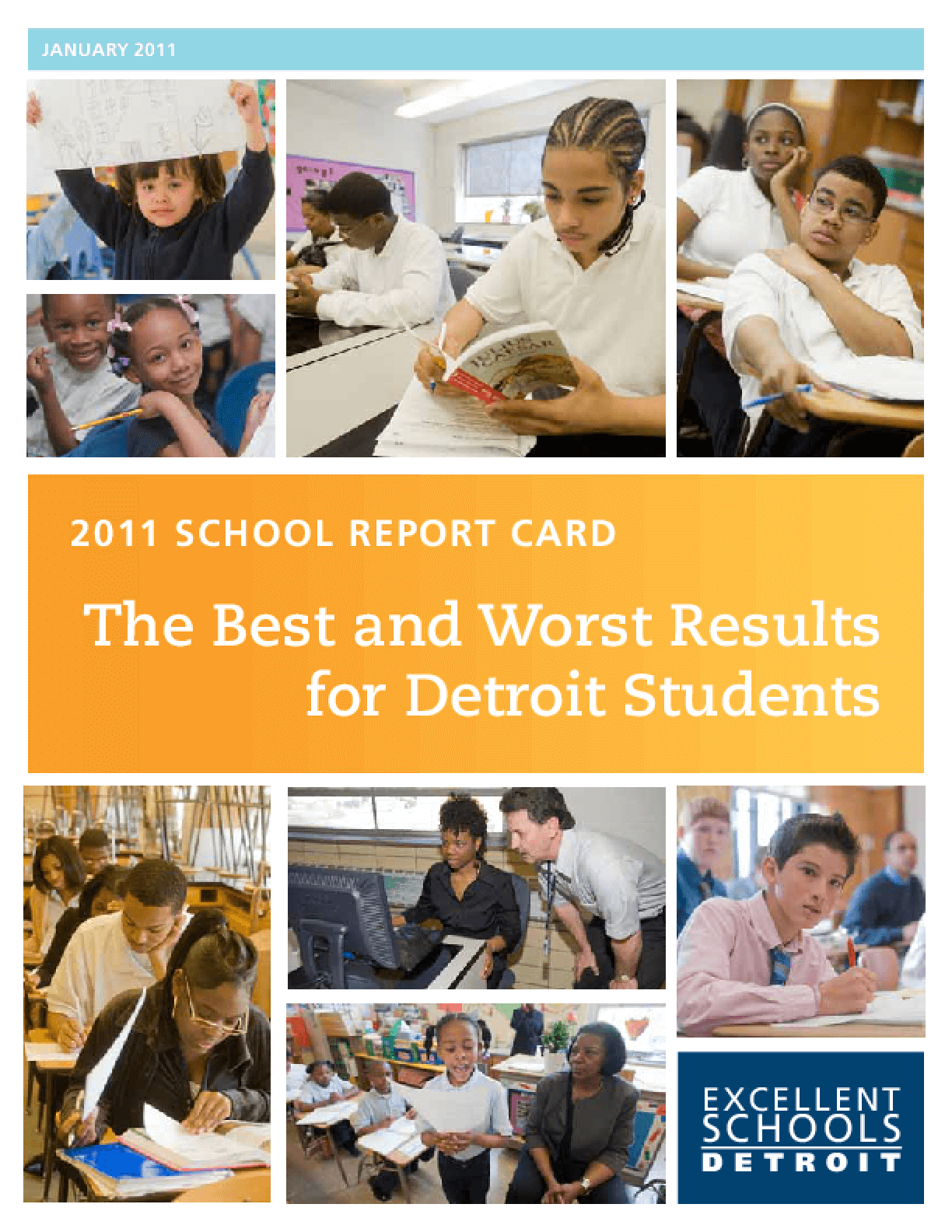 2011 School Report Card: The Best and Worst Results for Detroit Students